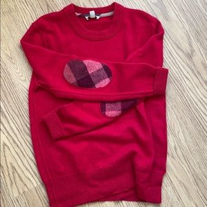 Burberry Brit cashmere sweater size small
